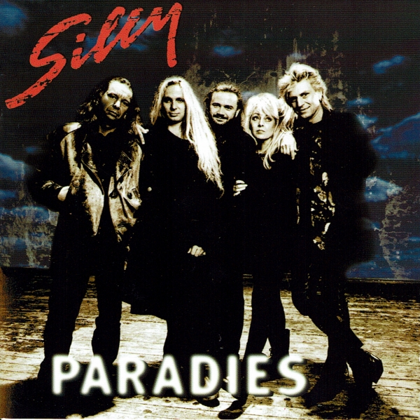 Silly Paradies Cover Art
