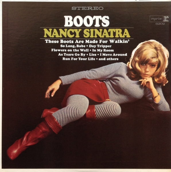 Who Sang Quot In My Room Quot Nancy Sinatra