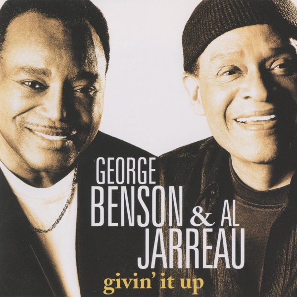 Al Jarreau Givin' It Up cover art