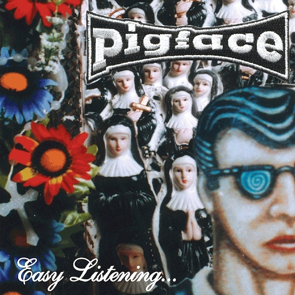 Pigface Easy Listening... cover art