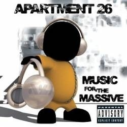 Apartment 26 Music for the Massive cover art