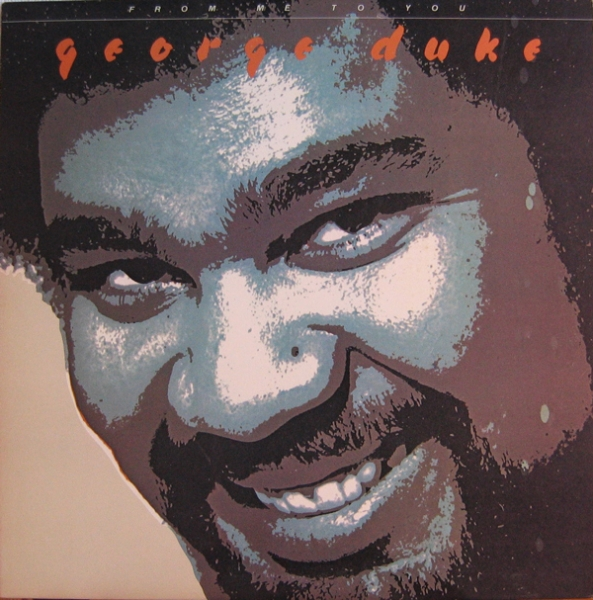 George Duke From Me to You Cover Art