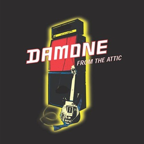 Damone From the Attic cover art