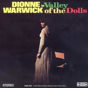 Dionne Warwick Dionne Warwick in Valley of the Dolls cover art