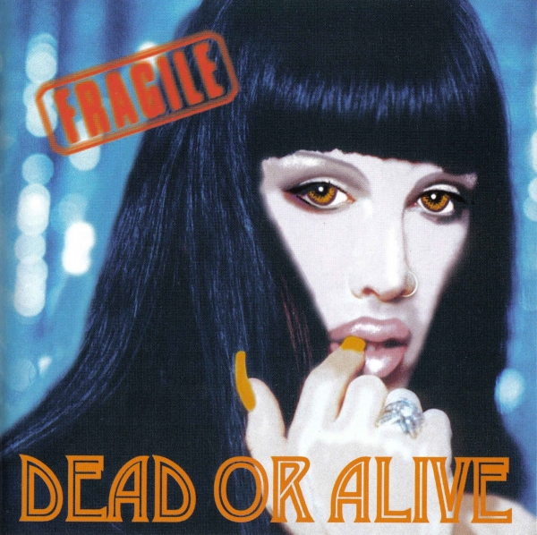 Dead or Alive Fragile cover art