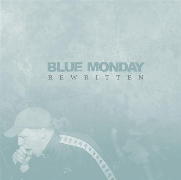 Blue Monday Rewritten cover art
