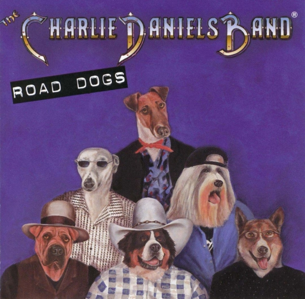 The Charlie Daniels Band Road Dogs Cover Art