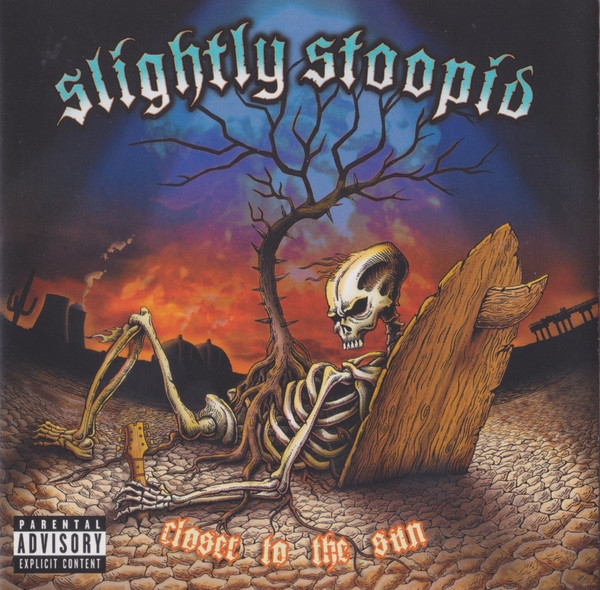 Slightly Stoopid Closer to the Sun Cover Art