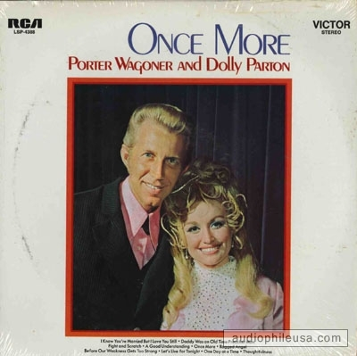 Dolly Parton Once More cover art
