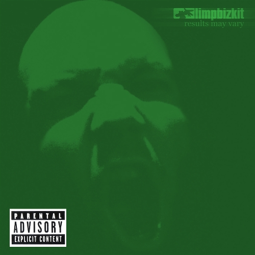 Limp Bizkit Results May Vary cover art