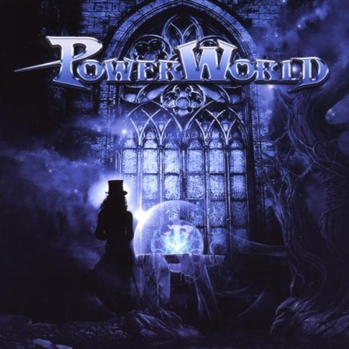 PowerWorld PowerWorld cover art