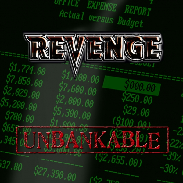 Revenge Unbankable cover art
