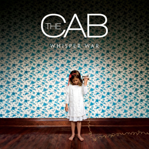 The Cab Whisper War cover art