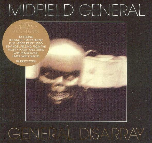Midfield General General Disarray Cover Art
