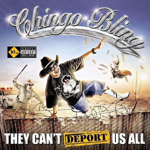Chingo Bling They Can't Deport Us All Cover Art