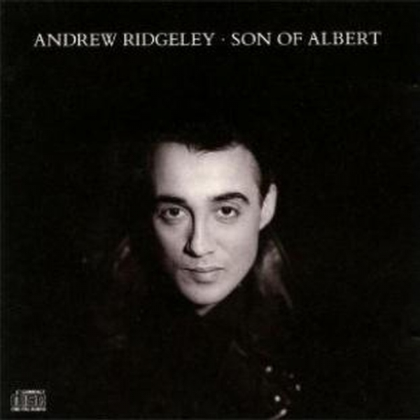 Andrew Ridgeley Son of Albert Cover Art