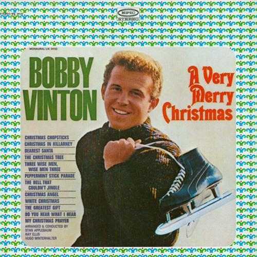 Bobby Vinton A Very Merry Christmas cover art