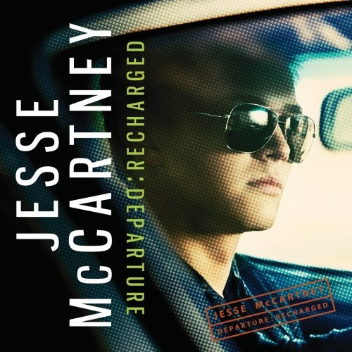 Jesse McCartney Departure cover art
