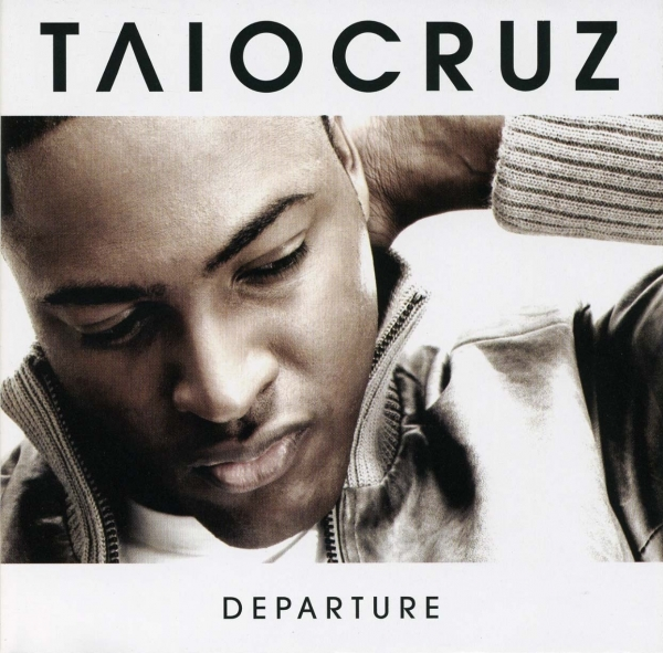 Taio Cruz Departure cover art