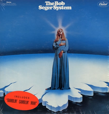 The Bob Seger System Ramblin' Gamblin' Man Cover Art