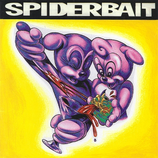 Spiderbait ShashavaGlava Cover Art