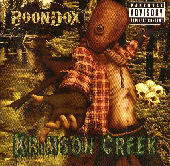 Boondox Krimson Creek Cover Art