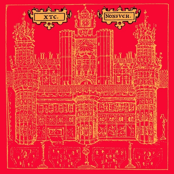 Xtc Nonsuch cover art