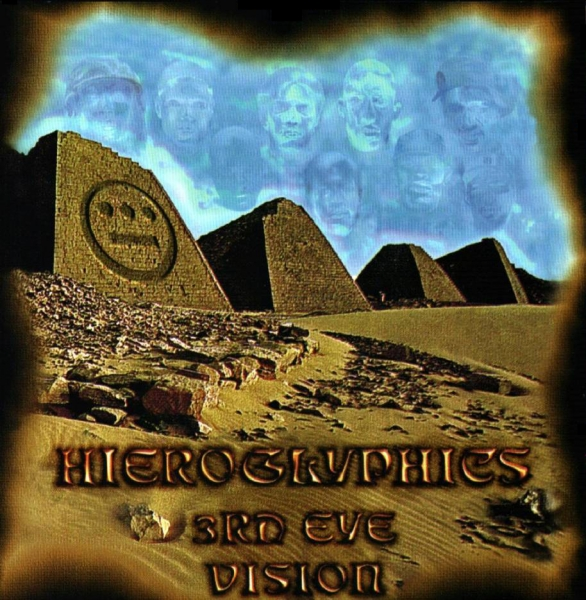 Hieroglyphics 3rd Eye Vision cover art