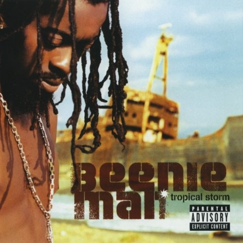 Beenie Man Tropical Storm cover art