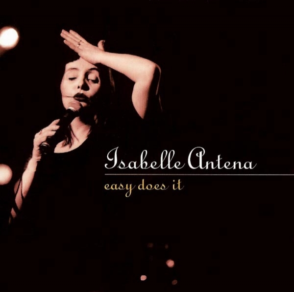 Isabelle Antena Easy Does It Cover Art