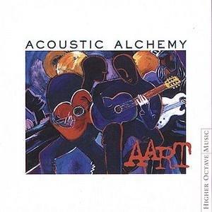 Acoustic Alchemy AArt Cover Art