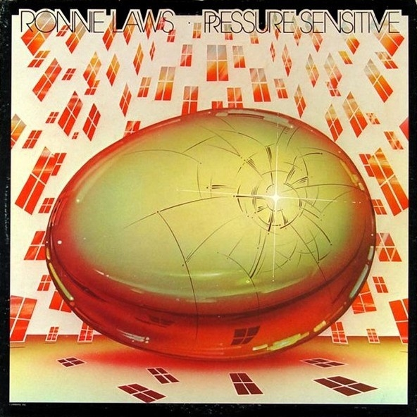 Ronnie Laws Pressure Sensitive Cover Art