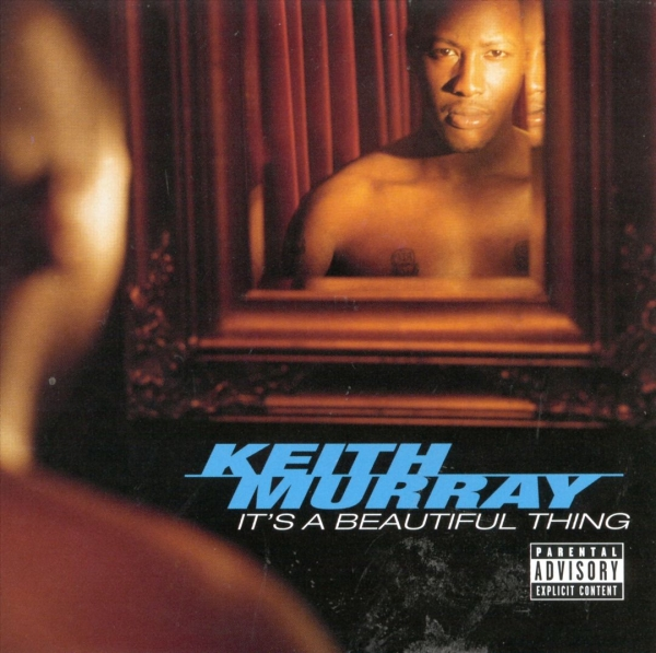 Keith Murray It's a Beautiful Thing Cover Art