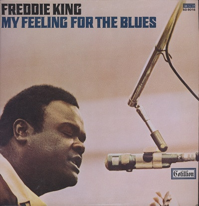 Freddie King My Feeling for the Blues cover art
