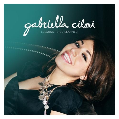 Gabriella Cilmi Lessons to Be Learned cover art