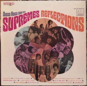 The Supremes Reflections cover art