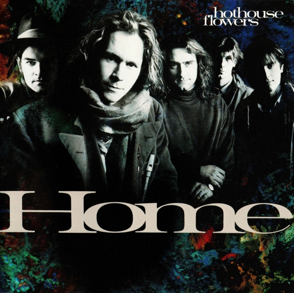 Hothouse Flowers Home cover art