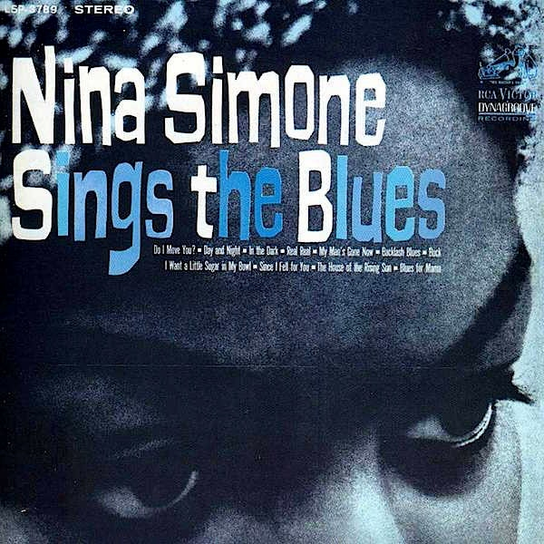 Nina Simone Nina Simone Sings the Blues cover art