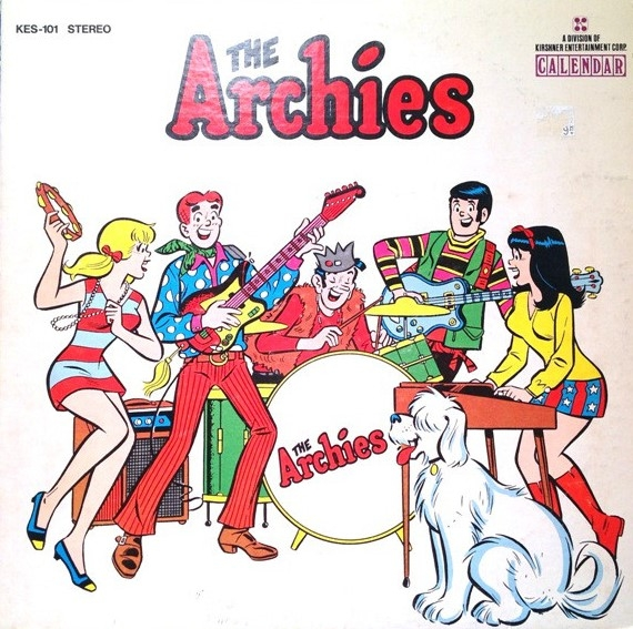 The Archies The Archies cover art
