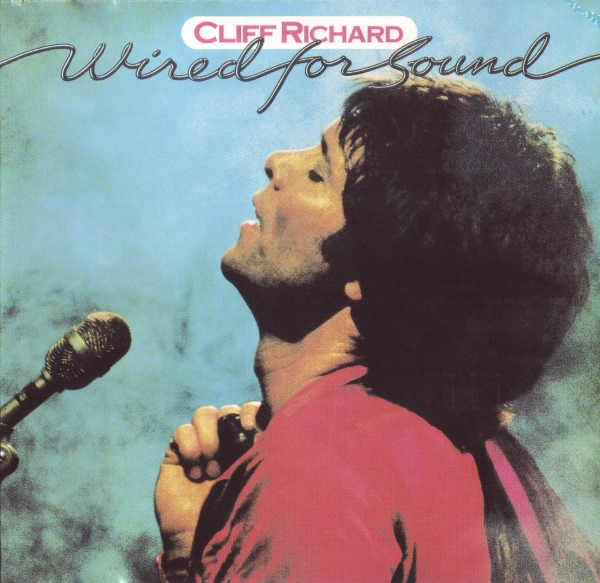 Cliff Richard Wired for Sound cover art