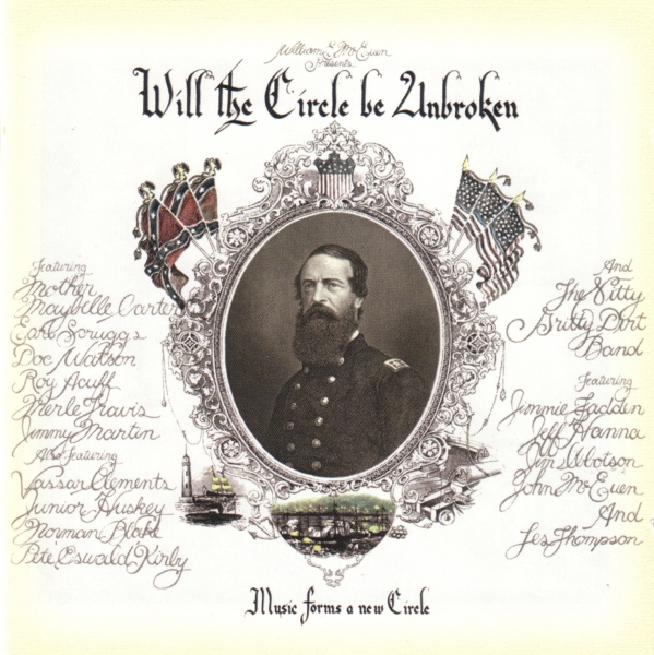 Nitty Gritty Dirt Band Will the Circle Be Unbroken cover art