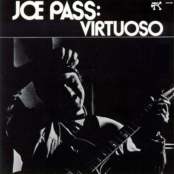 Joe Pass Virtuoso cover art