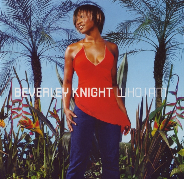 Beverley Knight Who I Am cover art