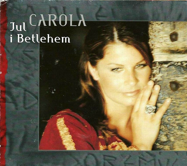 Carola Jul i Betlehem cover art