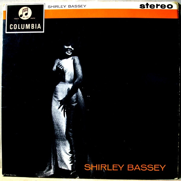Shirley Bassey with The Williams Singers & Geoff Love & His Orchestra Shirley Bassey Cover Art