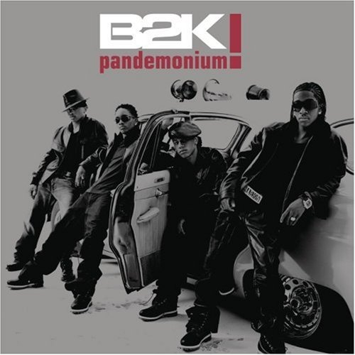 B2K Pandemonium cover art