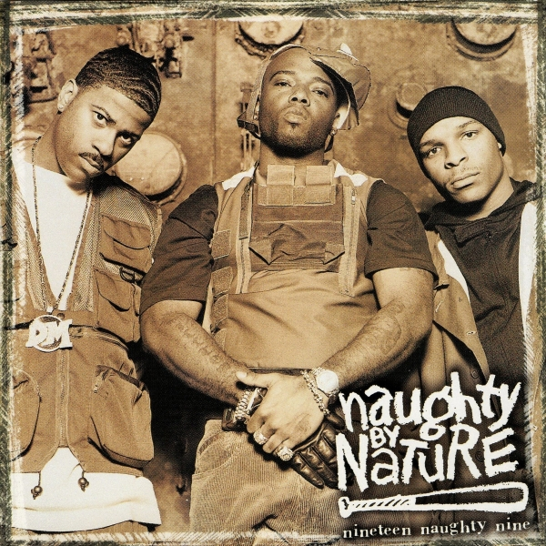 Naughty by Nature Nineteen Naughty Nine: Nature's Fury Cover Art