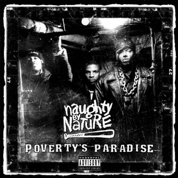 Naughty by Nature Poverty's Paradise cover art