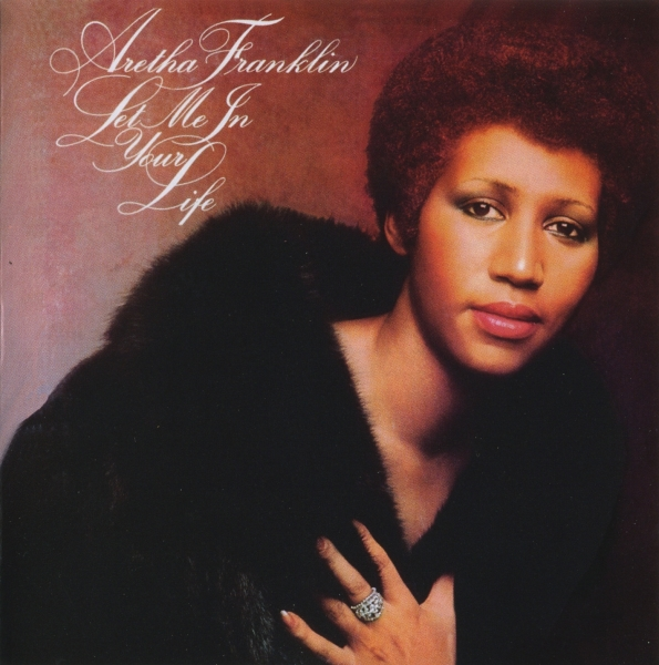 Aretha Franklin Let Me in Your Life Cover Art