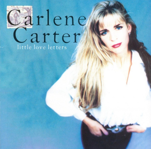Carlene Carter Little Love Letters cover art